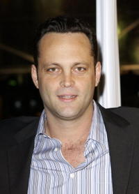 """Vince Vaughn at the premiere of """"Old School"""" in Hollywood."""