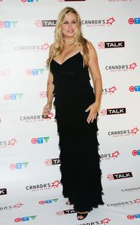 Jennifer Coolidge at the Canadas Walk Of Fame Gala.