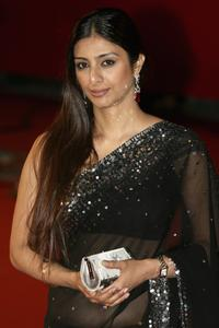 Tabu at the premiere of