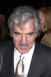 Dennis Farina at the premiere of the
