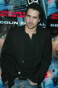Colin Farrell at a screening of