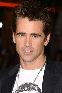 Colin Farrell at the California premiere of
