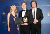 Claire Danes, Paul Feig and Michael Shannon at the 61st Annual Directors Guild of America Awards.