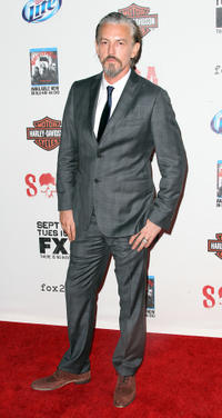 Tommy Flanagan at the Season 5 California premiere of