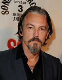 Tommy Flanagan at the California premiere of