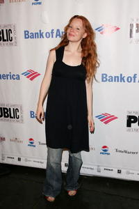 Lauren Ambrose at the opening night of