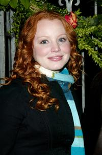 Lauren Ambrose at the world premiere of the third season of