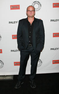 Christopher Bauer at the PaleyFest 2011 presents