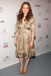Erika Christensen at the Saks Fifth Avenue and Instyle