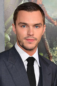 Nicholas Hoult at TCL Chinese Theatre for the premiere of