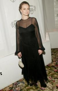 Samantha Morton at the National Board Of Review Of Motion Pictures 2003 Annual Awards Gala.