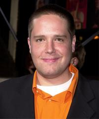 Zak Orth at the premiere of