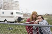 Mike White and Michael Angarano in