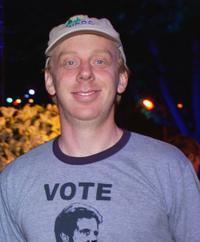 Mike White at the after party of the premiere of