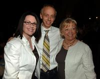 Megan Mullally, Mike White and Lyla White at the after party of the LA premiere of