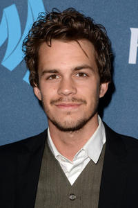 Johnny Simmons at Red Carpet - 24th Annual GLAAD Media Awards