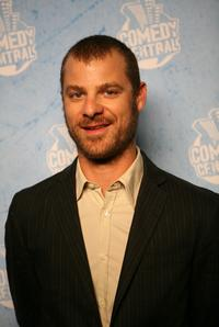Matt Stone at the Comedy Centrals 2007 Emmy Party Party.
