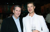 Doug Herzog and Matt Stone at the 10th Year celebration of