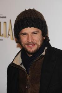 Guillaume Canet at the Paris premiere of