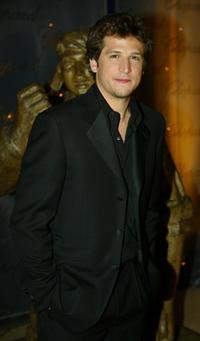 Guillaume Canet at the party of