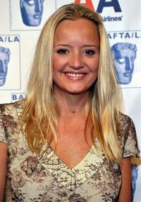 Lucy Davis at the 5th Annual British Academy of Film and Televisions Arts/LA Awards Season Tea Party.