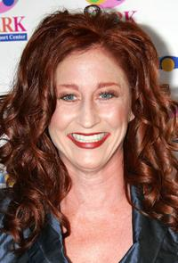 Vicki Lewis at the weSPARKLE Take V Broadway / Comedy Tonight.