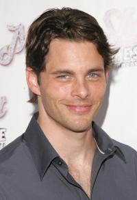 James Marsden at the opening night of