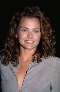 A File Photo of Dina Meyer Dated 30, January 1999.