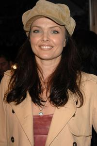 Dina Meyer at the season 5 premiere party of