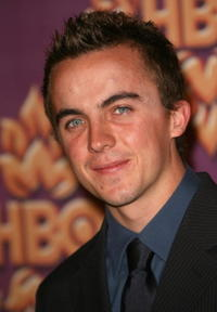 Frankie Muniz at the 2007 HBO Emmy Party.