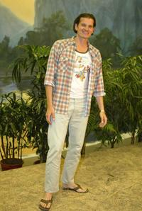 Gotz Otto at the photocall of