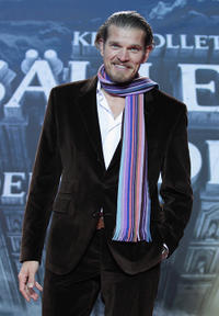 Gotz Otto at the Berlin premiere of