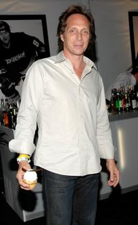 William Fichtner at the Stanley Cup VIP reception after Game Five of the 2007 NHL Stanley Cup Finals between the Ottawa Senators and the Anaheim Ducks.