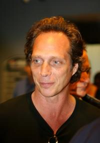 William Fichtner at the NASCAR Nextel Cup Series Dickies 500.
