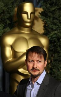 Todd Field at the 79th Annual Academy Awards Nominees luncheon.