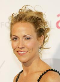 Sheryl Crow at the 15th Annual Elton John AIDS Foundation Academy Awards viewing party.
