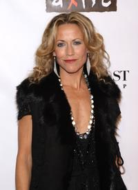Sheryl Crow at the 4th Annual Black Ball concert of