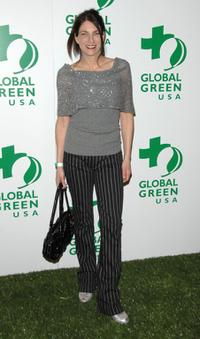 Laura Silverman at the Global Green USA's 5th annual awards.