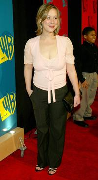Liza Weil at the WB Networks 2004 All-Star Winter Party.
