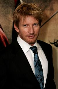 David Wenham at the premiere of