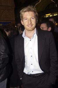 David Wenham at the opening night of the Sydney Film festival.