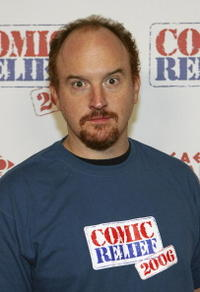 Louis C.K. at the Comic Relief 2006 show.