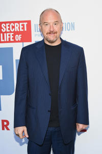 Louis C.K at the New York premiere of
