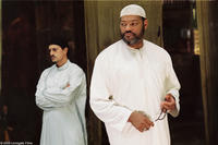 Saïd Taghmaoui and Laurence Fishburne in