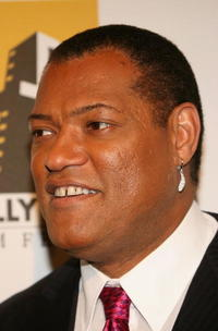 Laurence Fishburne at the Hollywood Film Festival 10th annual Hollywood Awards Gala Ceremony in Beverly Hills.