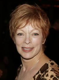 Actress Frances Fisher at the L.A. premiere of