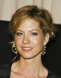 Jenna Elfman at the W Magazine's Hollywood Affair to celebrate the 2007 Golden Globes.