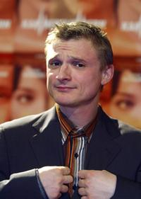 Florian Lukas at the premiere of