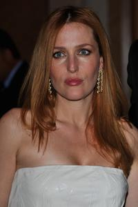 Gillian Anderson at the Inaugural Global Women's Rights Awards.