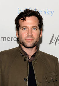 Eion Bailey at the Hollywood Media Honors New York Times Columnist Nicholas Kristof in California.
